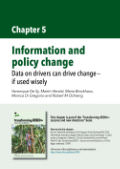 Information and policy change: Data on drivers can drive change – if used wisely