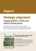 Strategic alignment: Integrating REDD+ in NDCs and national climate policies