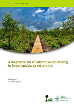 A diagnostic for collaborative monitoring in forest landscape restoration