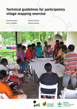 Technical guidelines for participatory village mapping exercise