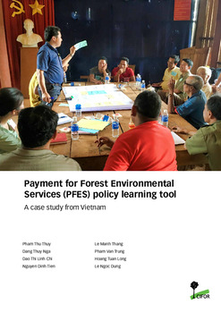 Payment for Forest Environmental Services (PFES) policy learning tool: A case study from Vietnam