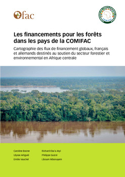 Les financements pour les forêts dans les pays de la COMIFAC: Cartographie des flux de financement globaux, français et allemands destinés au soutien du secteur forestier et environnemental en Afrique centrale
