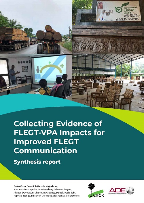 Collecting Evidence of FLEGT-VPA Impacts for Improved FLEGT Communication