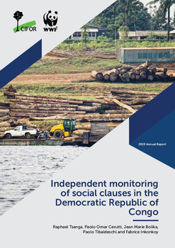 Independent monitoring of social clauses in the Democratic Republic of Congo