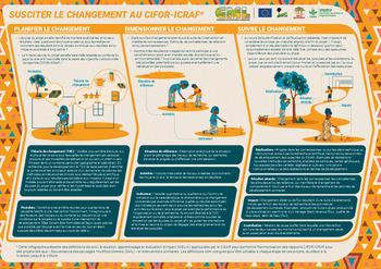 Susciter le changement au CIFOR-ICRAF