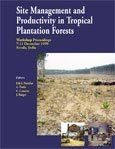 Site management and productivity in tropical plantation forests: progress report: workshop proceedings 7-11 December 1999, Kerala, India