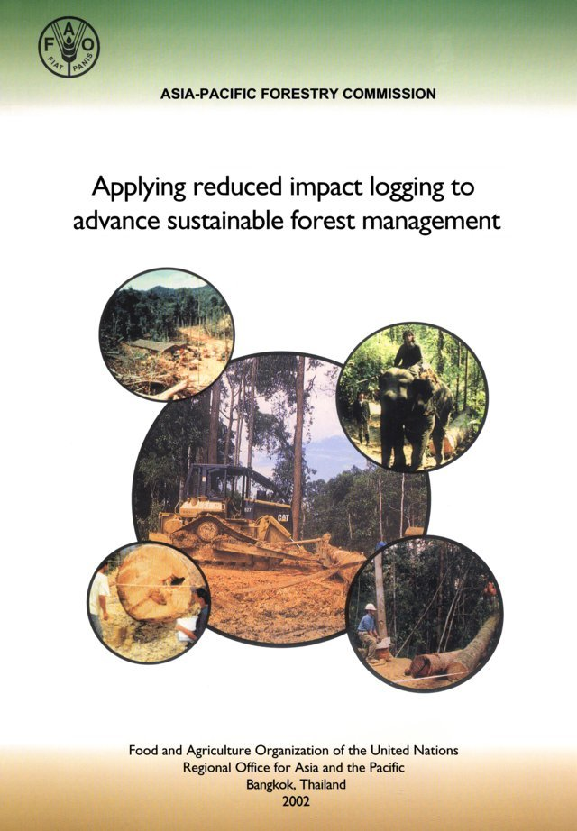Applying reduced impact logging to advance sustainable forest management: international conference proceedings 26 February to 1 March 2001, Kuching, Malaysia