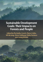 Chapter 18 - Synergies, Trade-Offs and Contextual Conditions Shaping Impacts of the Sustainable Development Goals on Forests and People