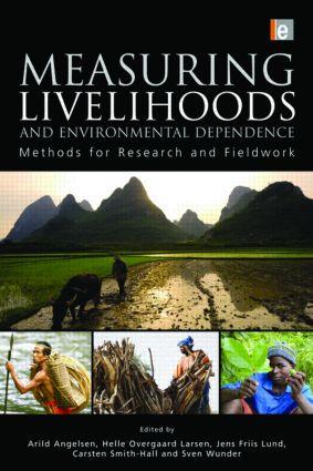 Measuring livelihoods and environmental dependence ...