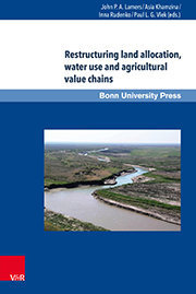 Coping with water scarcity in the irrigated lowlands of the lower Amudarya basin, Central Asia