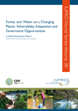 Management Options for Dealing with Changing Forest-Water Relations