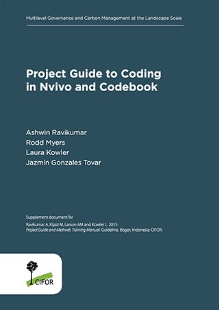 Project Guide to Coding in Nvivo and Codebook