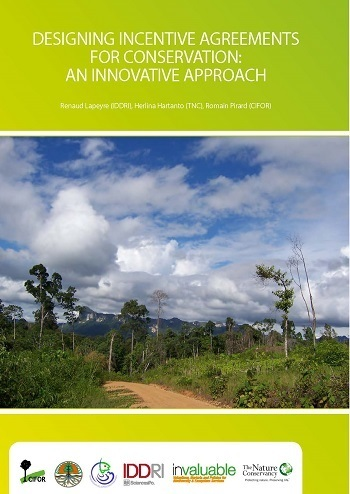 Designing incentive agreements for conservation: an innovative approach