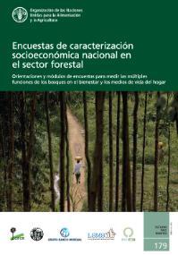 Encuestas de caracterización socioeconómica nacional en el sector forestal: Orientaciones y módulos de encuestas para medir las múltiples funciones de los bosques en el bienestar