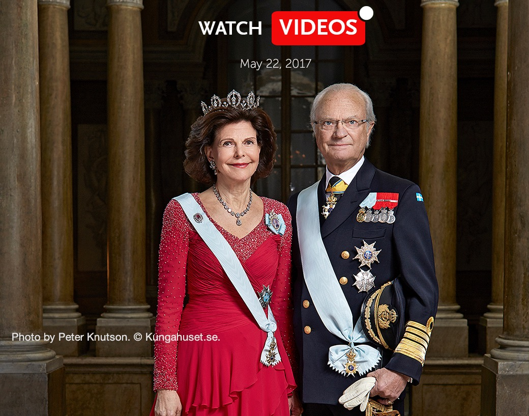 The King and Queen of Sweden visit CIFOR
