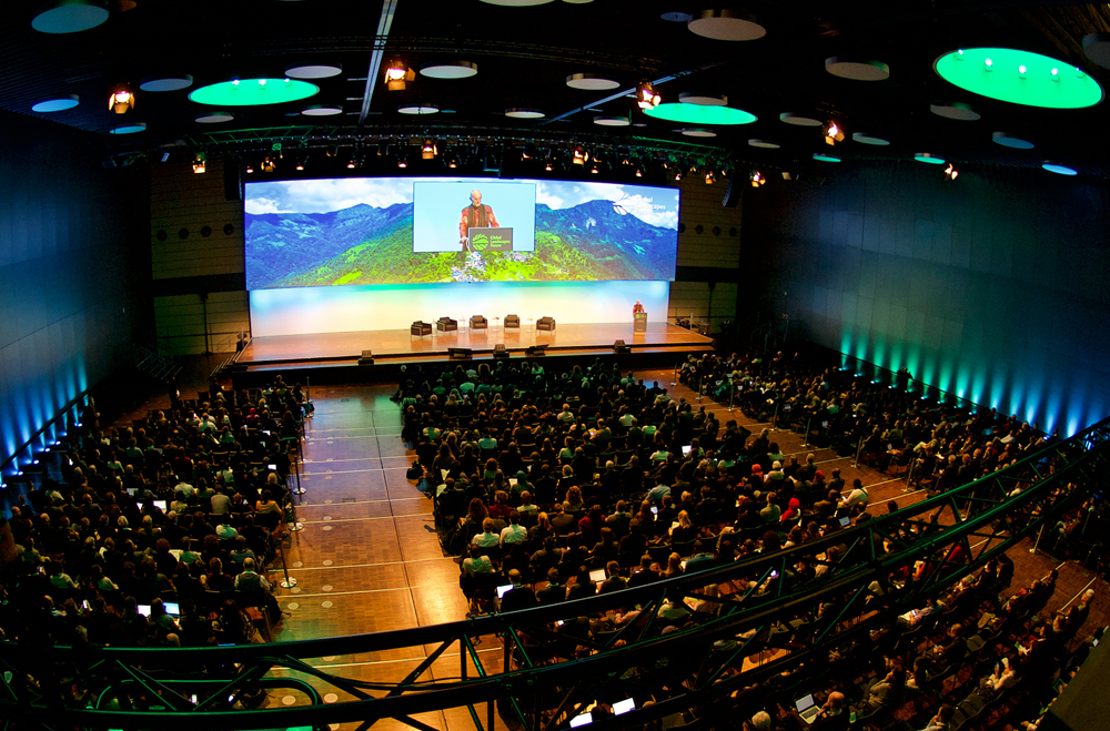 2017 Global Landscapes Forum in Bonn, Germany: World's Biggest Gathering on Accelerating Action for Sustainable Land Use