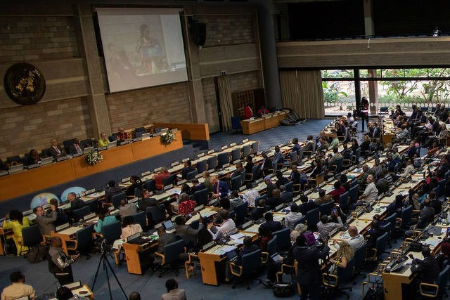 GLF Nairobi backs taking U.N. decade of ecosystem restoration concept to General Assembly