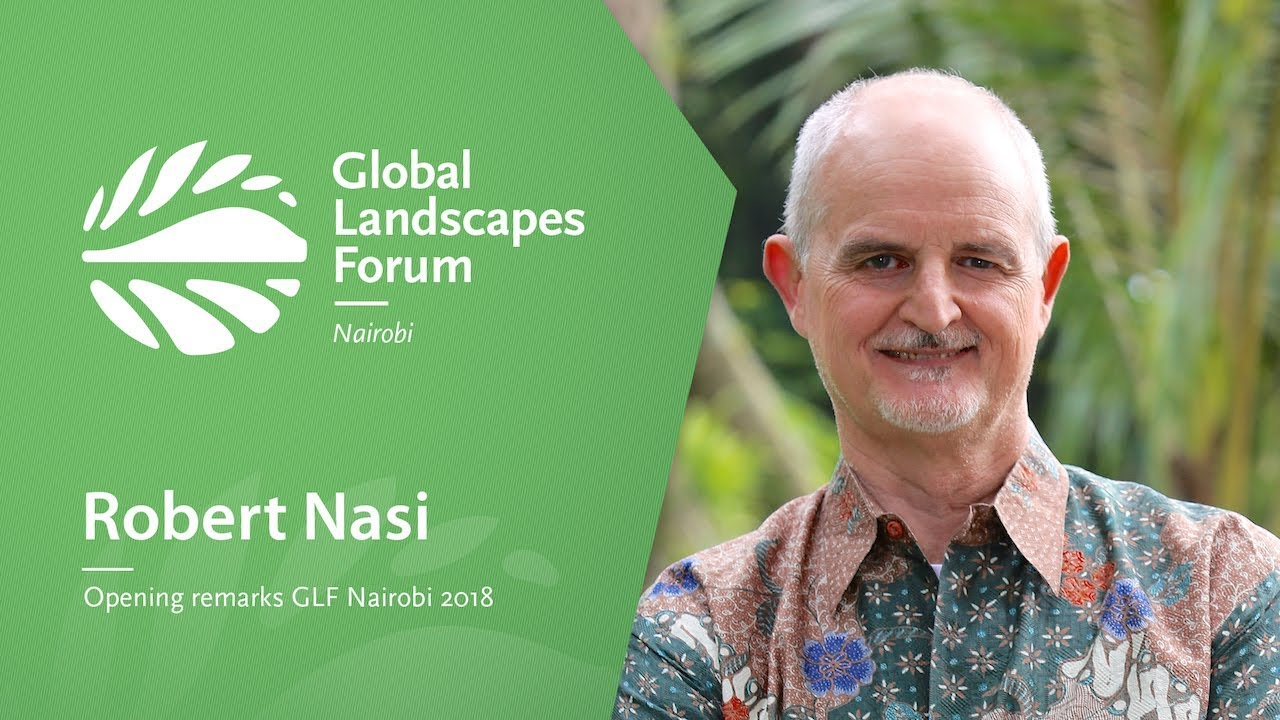 CIFOR Director General talks about why the world needs restoration