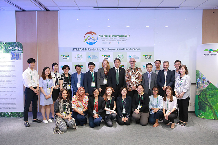 CIFOR, AFoCO join forces to promote sustainable forest management